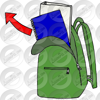 Unpack Picture - Unpack Backpack, Transparent background PNG HD thumbnail