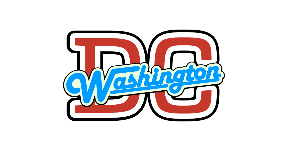 Png Washington Dc - Washington Dc Sign Png Graphic Cave, Transparent background PNG HD thumbnail
