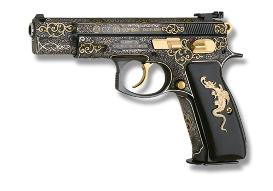 Handgun Png Image - Weapon, Transparent background PNG HD thumbnail