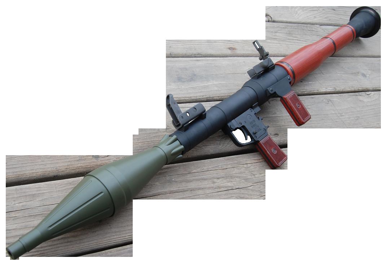 Rpg Gun Png Transparent Image - Weapon, Transparent background PNG HD thumbnail