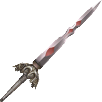 Savethequeen Ffix Weapon.png - Weapon, Transparent background PNG HD thumbnail