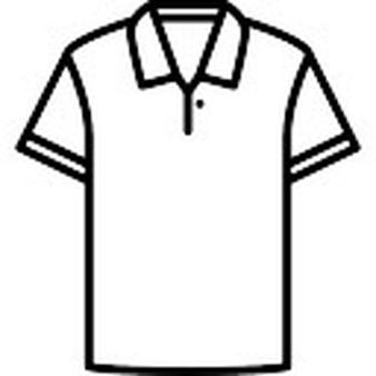 Cotton Polo Shirt - Wear, Transparent background PNG HD thumbnail