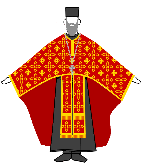 File:orthodox Priest Vespers.png - Wear, Transparent background PNG HD thumbnail