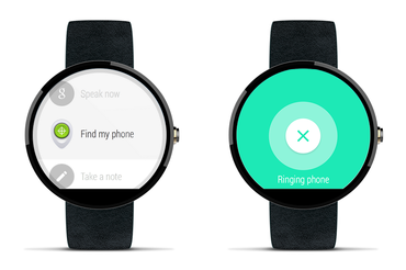 Find Your Phone With Android Wear.png - Wear, Transparent background PNG HD thumbnail