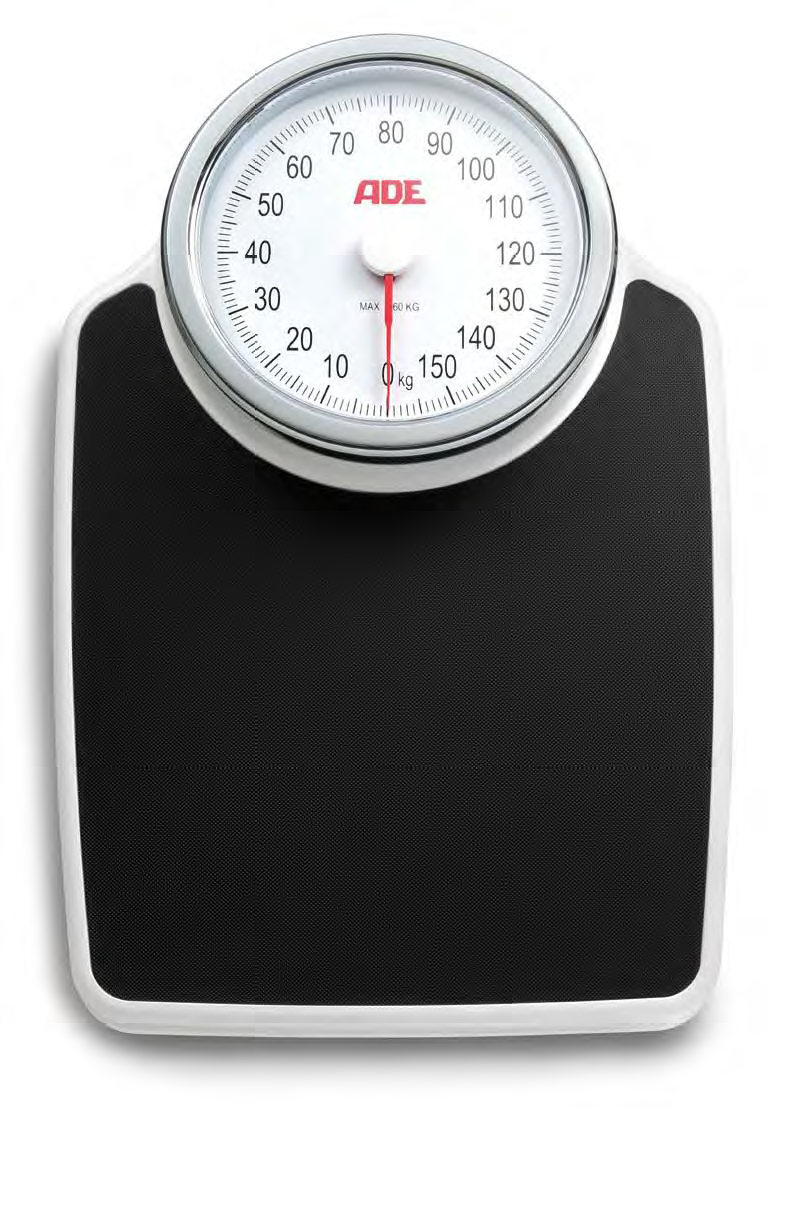 Mechanical Round Dial Weighing Scale M308800 - Weight Scale, Transparent background PNG HD thumbnail