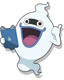 Whisper 3 What Is Yokai Watch.png - Whisper, Transparent background PNG HD thumbnail