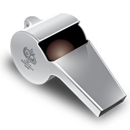 128X128 Px, Whistle Icon 256X256 Png - Whistle, Transparent background PNG HD thumbnail