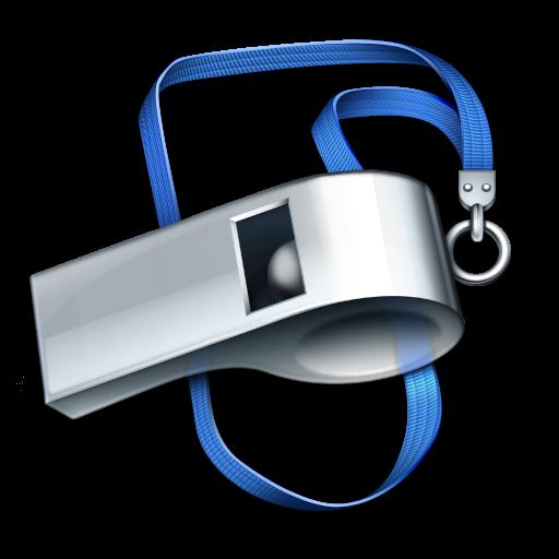 512X512 Pixel - Whistle, Transparent background PNG HD thumbnail