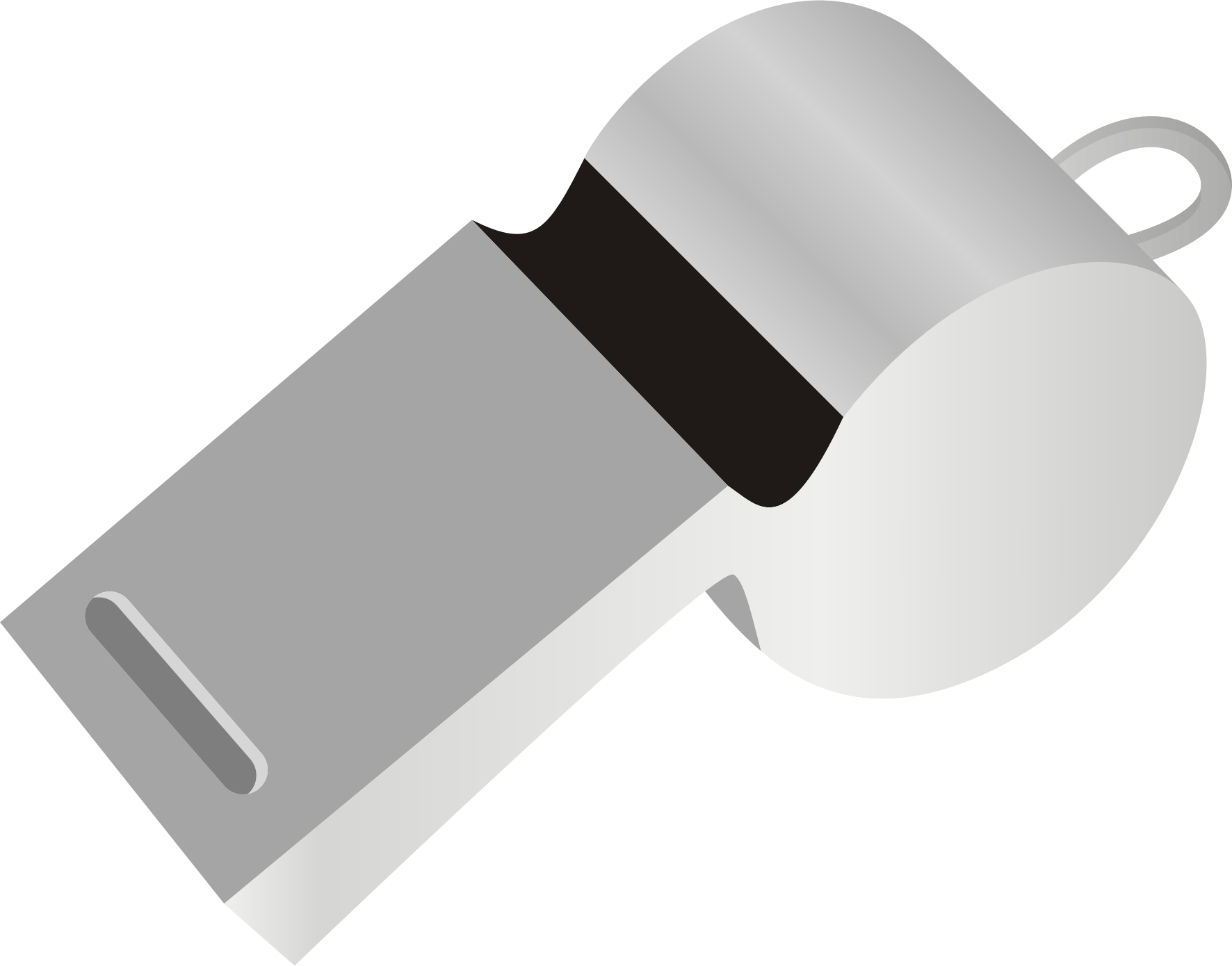 Big Image (Png) - Whistle, Transparent background PNG HD thumbnail