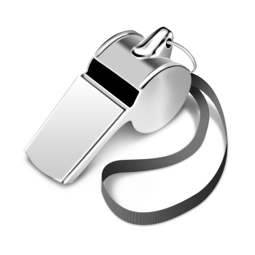 Grey Little Snitch Icon 512X512 Png - Whistle, Transparent background PNG HD thumbnail