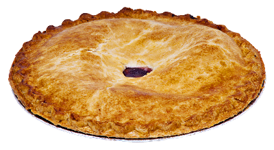 Cherry Pie Whole Small   /food/desserts_Snacks/pie/cherry_Pie_Whole_Small. Png.html - Whole Pie, Transparent background PNG HD thumbnail
