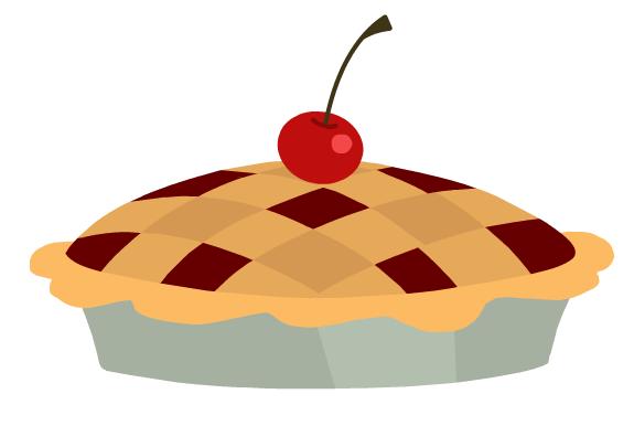 Pie Clipart Png - Whole Pie, Transparent background PNG HD thumbnail