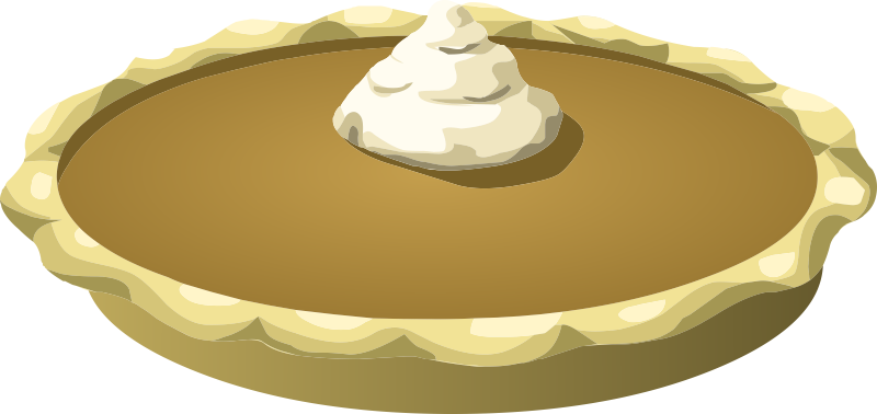 Pie Free To Use Cliparts - Whole Pie, Transparent background PNG HD thumbnail