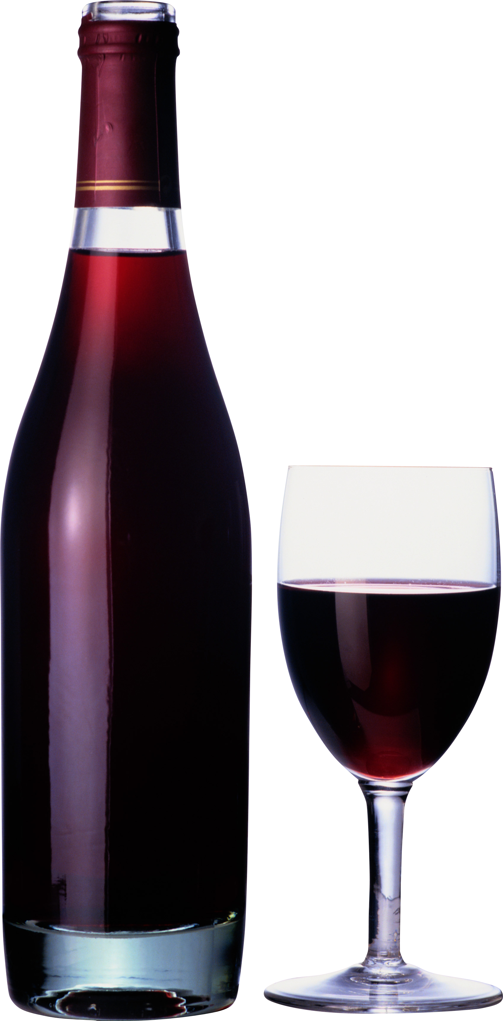 Png Wine Bottle And Glass Hdpng.com 1694 - Wine Bottle And Glass, Transparent background PNG HD thumbnail
