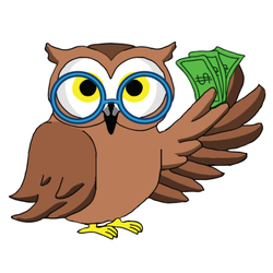 Photo Of Wise Owl Savings   Windsor, On, Canada. The Wise Owl - Wise Owl, Transparent background PNG HD thumbnail