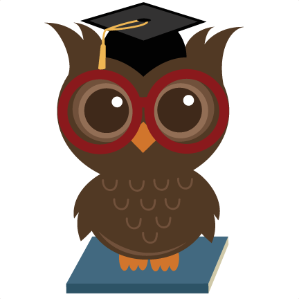 Wise Owl Svg File For Cutting Machines Owl Svg Cut Files Owl Svg Files For Scrapbooking Free Svgs - Wise Owl, Transparent background PNG HD thumbnail