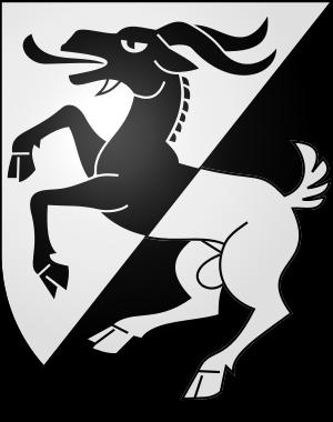 Ziegenbock (Wappen Von Wilderswil, Schweiz) - Ziegenbock, Transparent background PNG HD thumbnail