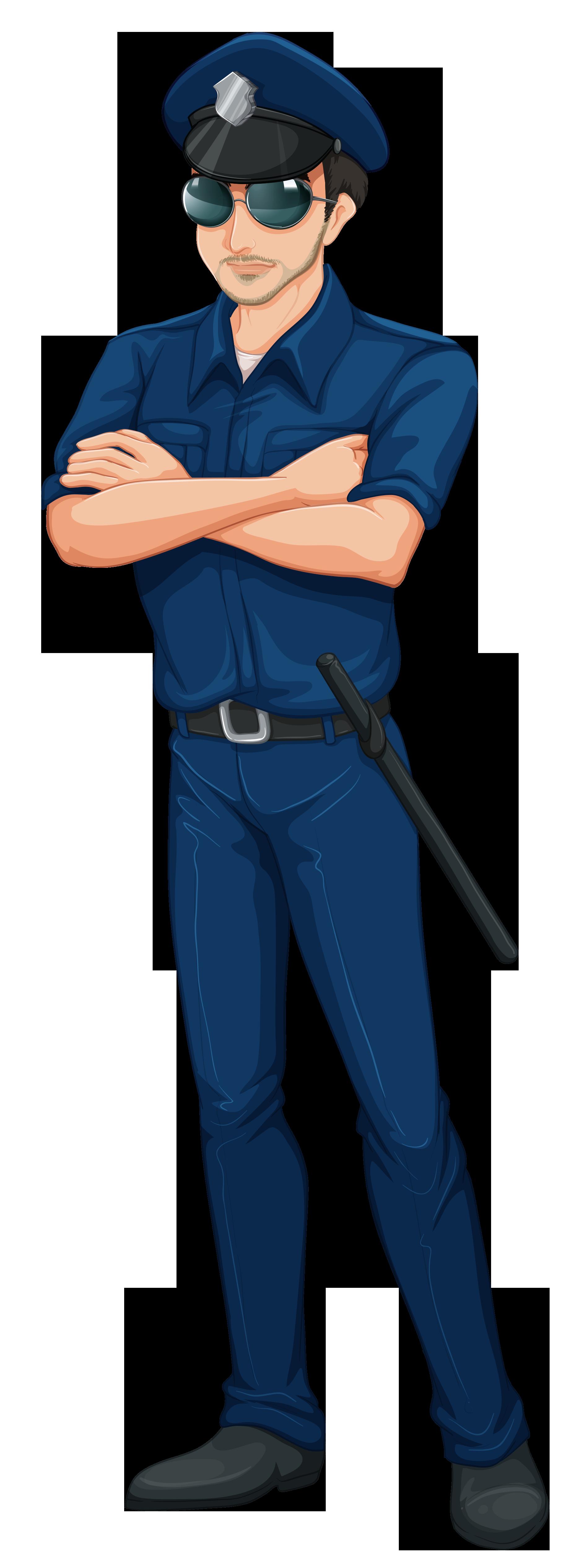Policeman PNG HD Free