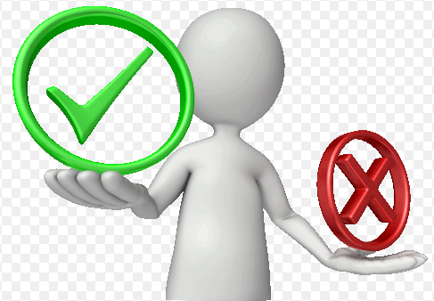 Pros And Cons PNG