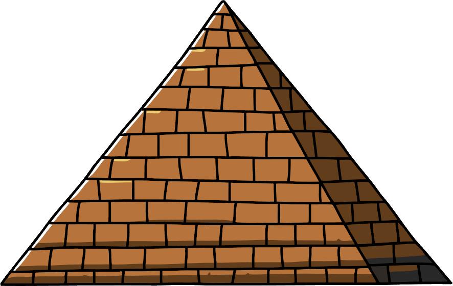 Pyramid PNG