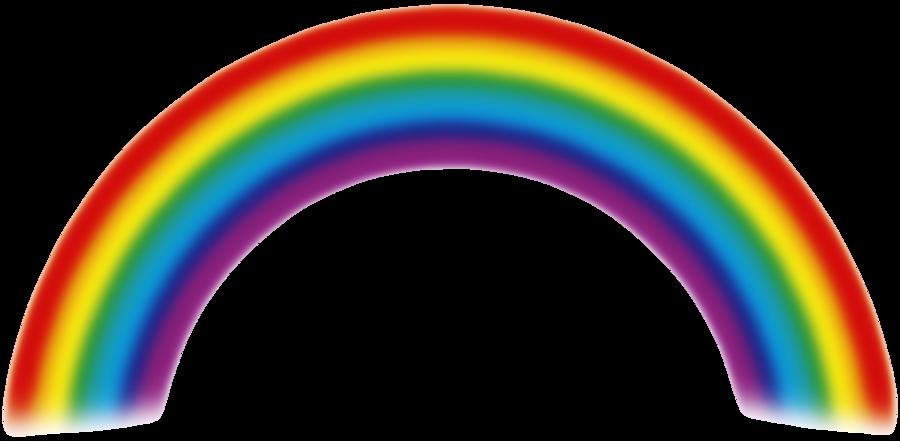 Rainbow HD PNG