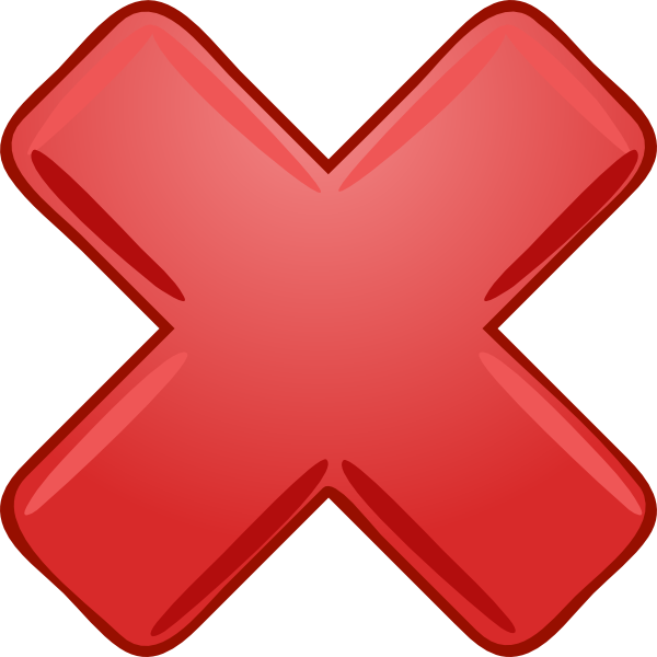 Red Cross Mark Free Png Image Png Image - Red Cross Mark, Transparent background PNG HD thumbnail