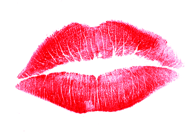 Red Lip PNG