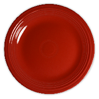 Red Plate Png Image Png Image - Plate, Transparent background PNG HD thumbnail