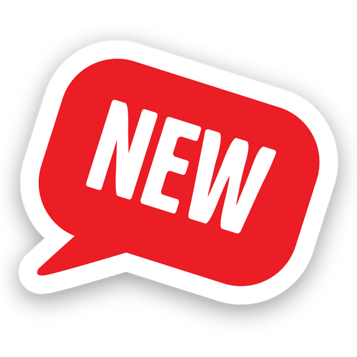 Red Sale Bubble Template - Sale, Transparent background PNG HD thumbnail