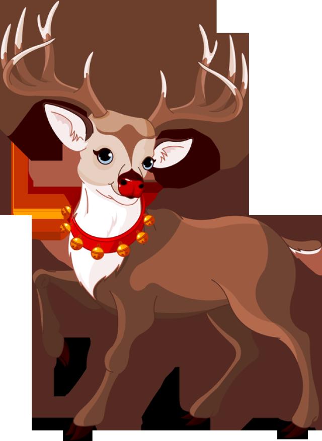 Reindeer Png Free Download - Reindeer, Transparent background PNG HD thumbnail