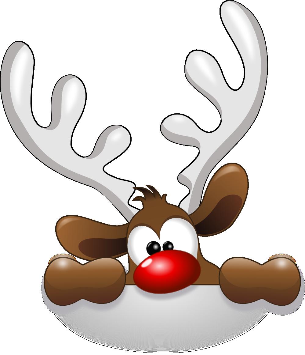 Reindeer Png Image - Reindeer, Transparent background PNG HD thumbnail