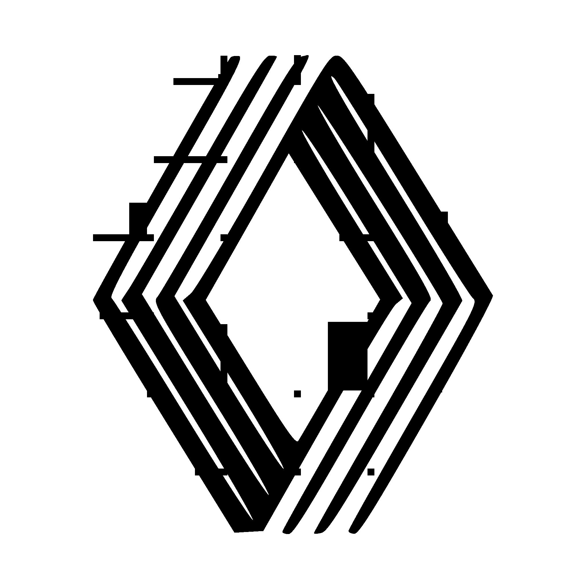 Renault Logo (1972) 2048X2048 Hd Png - Renault, Transparent background PNG HD thumbnail