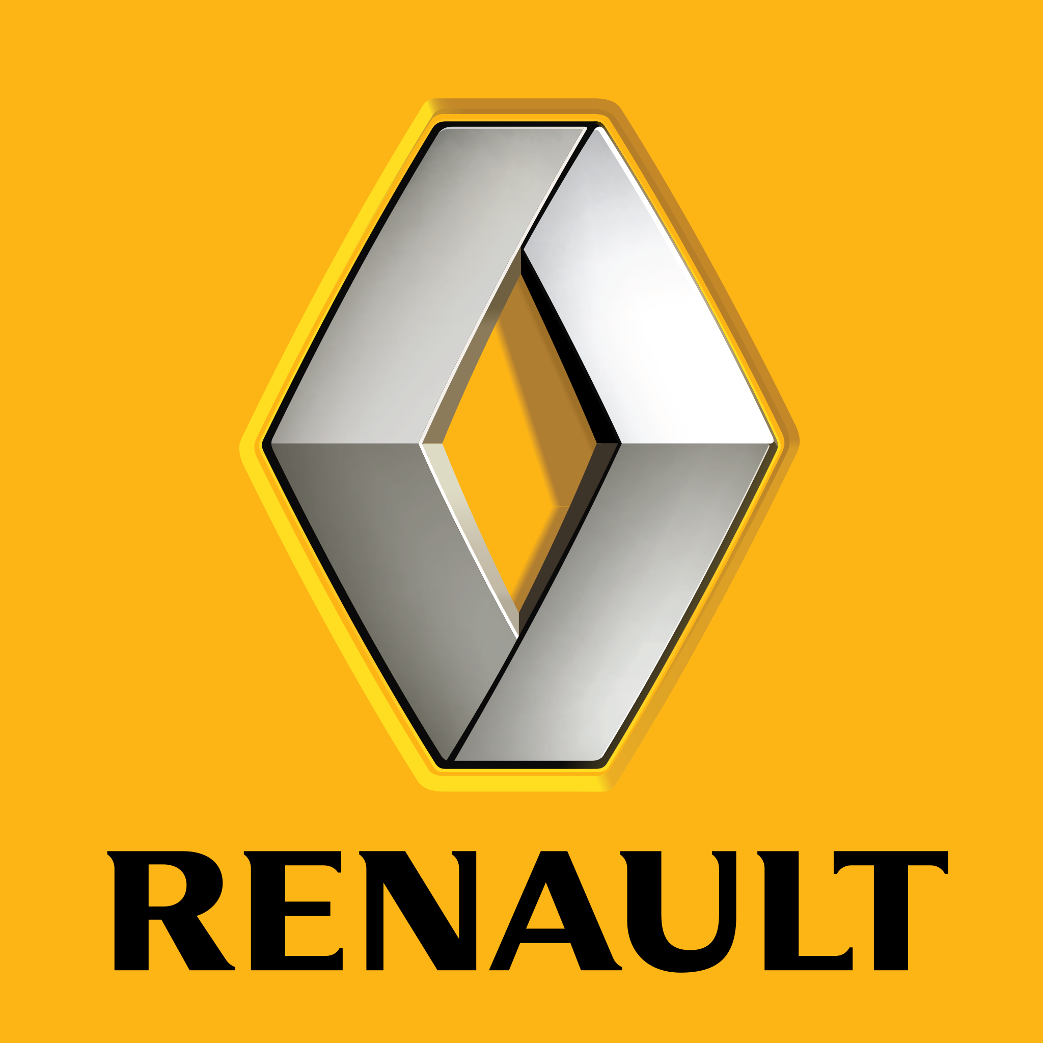 Renault Logo (2007) 2048X2048 Hd Png - Renault, Transparent background PNG HD thumbnail