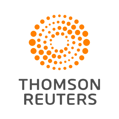 Client: Thomson Reuters Is A Global Financial Information And Software Company Serving More Than 20 Million Business People Every Day. - Reuters, Transparent background PNG HD thumbnail