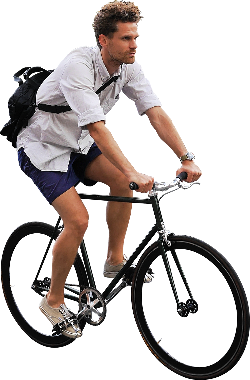 Ride A Bike PNG