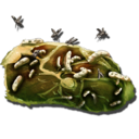 Rotten Meat Png - Spoiled Meat.png, Transparent background PNG HD thumbnail