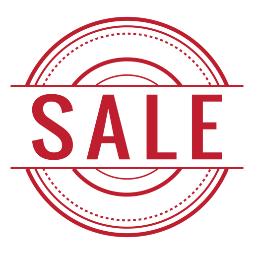Sale Red Rounded Png - Sale, Transparent background PNG HD thumbnail