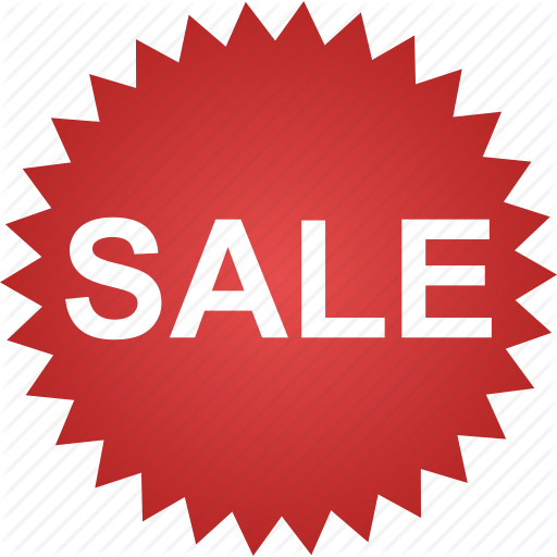 Sales Icon Image #18199 - Sale, Transparent background PNG HD thumbnail