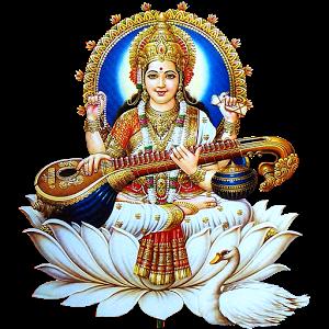 Saraswati Png Hd PNG Image
