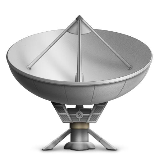 Satellite Dish. - Satellite, Transparent background PNG HD thumbnail
