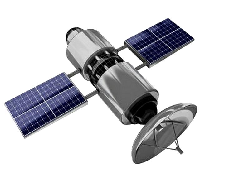 Satellite HD PNG