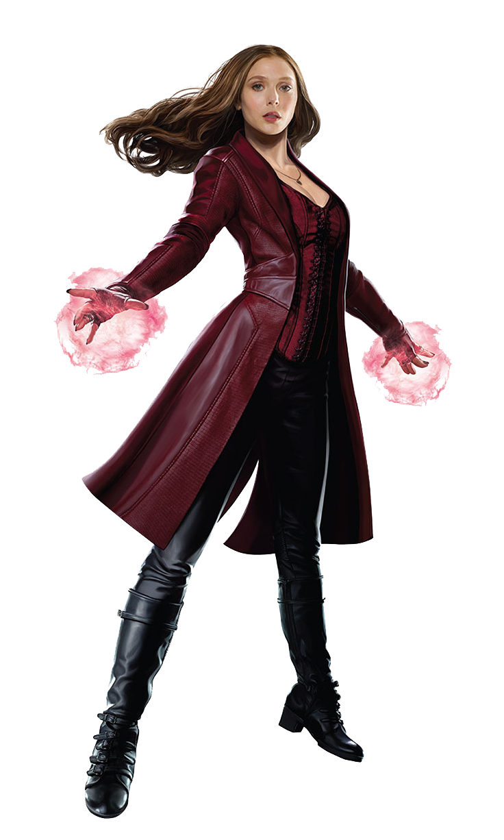 Scarlet Witch PNG