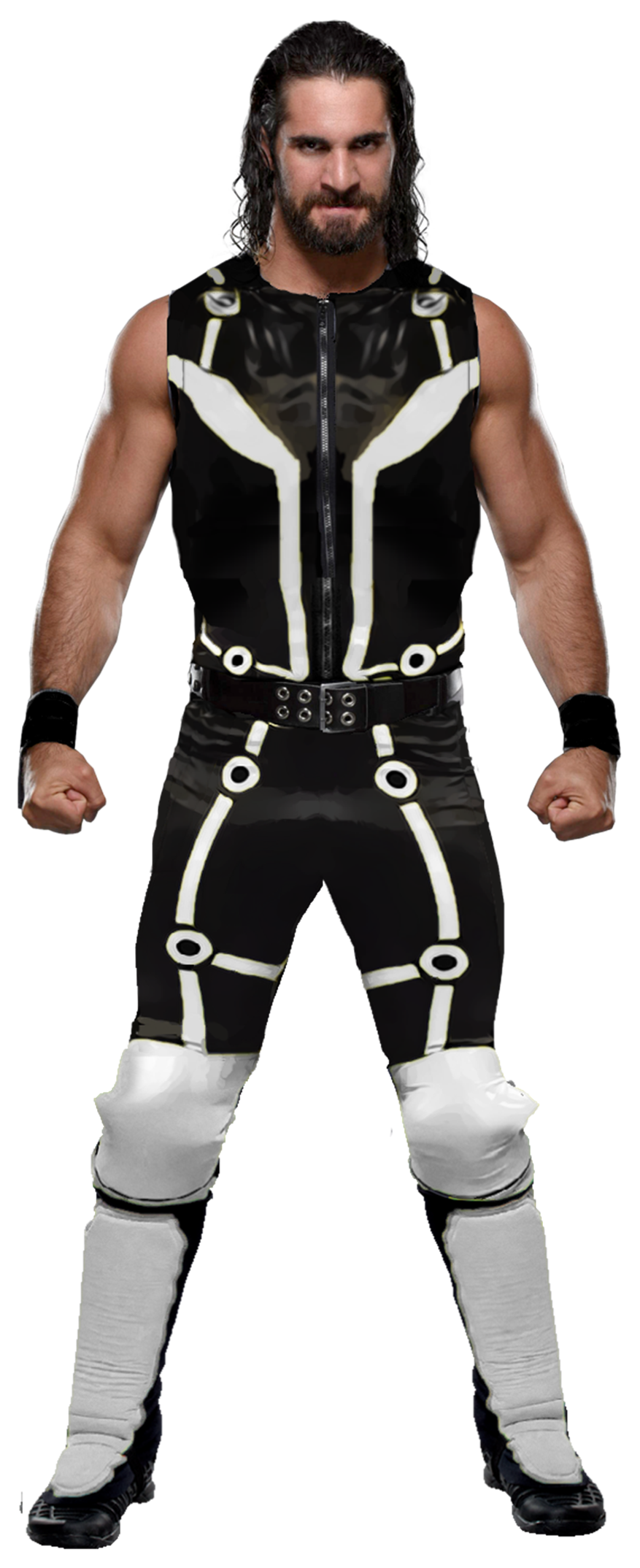Seth Rollins By Thephenomenalseth Seth Rollins By Thephenomenalseth - Seth Rollins, Transparent background PNG HD thumbnail