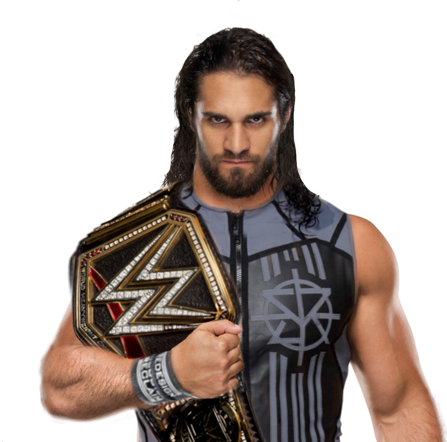 Seth Rollins Wwe Champion Png 2017 By Antonixo02 Hdpng.com  - Seth Rollins, Transparent background PNG HD thumbnail