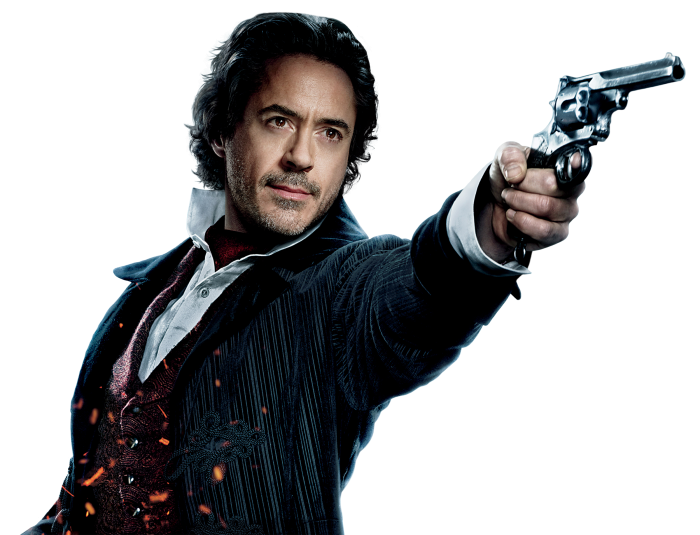 Sherlock Holmes HD PNG