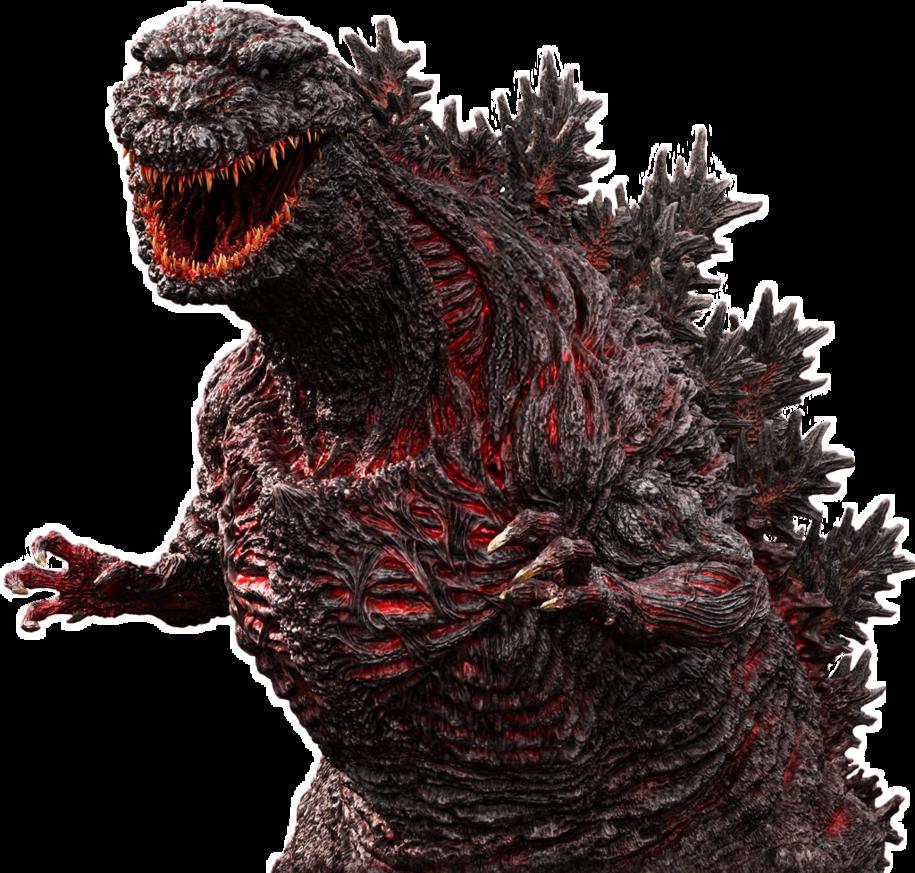 Shin Godzilla Png 2 By Magarame Hdpng.com  - Godzilla, Transparent background PNG HD thumbnail