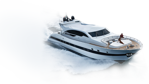 Ship Png Image - Yacht, Transparent background PNG HD thumbnail