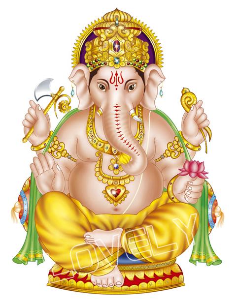 Sri Ganesh Png - Shri Ganesh By Lovelyboy88 Lord Ganesha Png, Transparent background PNG HD thumbnail