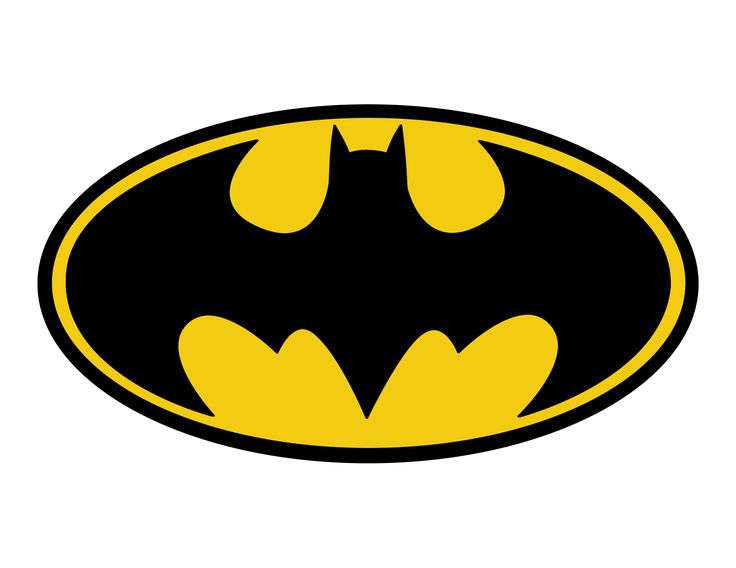 Batman Logo Vector Png Clipart   Free To Use Clip Art Resource - Sign Vector, Transparent background PNG HD thumbnail