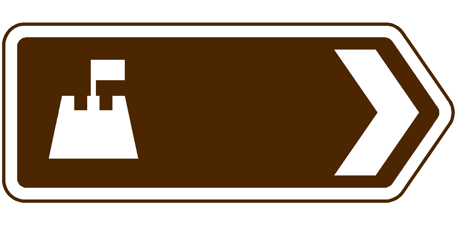 File:beach Uk Brown Sign.png - Sign, Transparent background PNG HD thumbnail